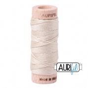 Aurifloss - 6-strand cotton floss - 2310 (Light Beige)